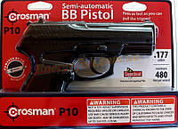Пистолет пневматичний Crosman P-10 (C-11 Phantom BB) 4.5мм