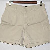 Мужские шорты чиносы светло-серые р.46 коттон 100%