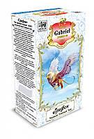 Черный чай Gabriel в картонной пачке «Грифон» - Элитный среднелистовой терпкий чай 100 гр.