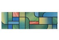 Самоклейка, GEKKOFIX 10227, цветная, витражная для стекол, 45 cm