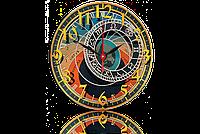 Часы-картина 33 см. Код: 72