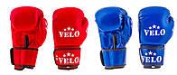 Боксерсике перчатки Velo красные AhsanStarFlex