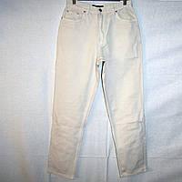 Светло-серые джинсы мужские р.44-46