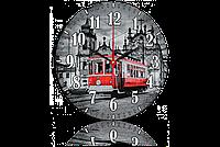 Часы-картина 33 см. Код: 76