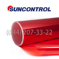 Декоративная плёнка красная NR Red 20 (1,524) Sun Control