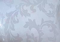 Самоклейка, принт, листья, светлый,  PATIFIX,  витражная для стекол, 90 cm
