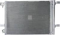 Радиатор кондиционера Chevrolet Cruze, Astra J, Zafira C