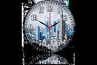 Часы-картина 33 см. Код: 78
