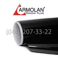 Декоративная плёнка Чёрный глянец Black Out (1,524) Armolan
