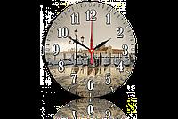 Часы-картина 33 см. Код: 79