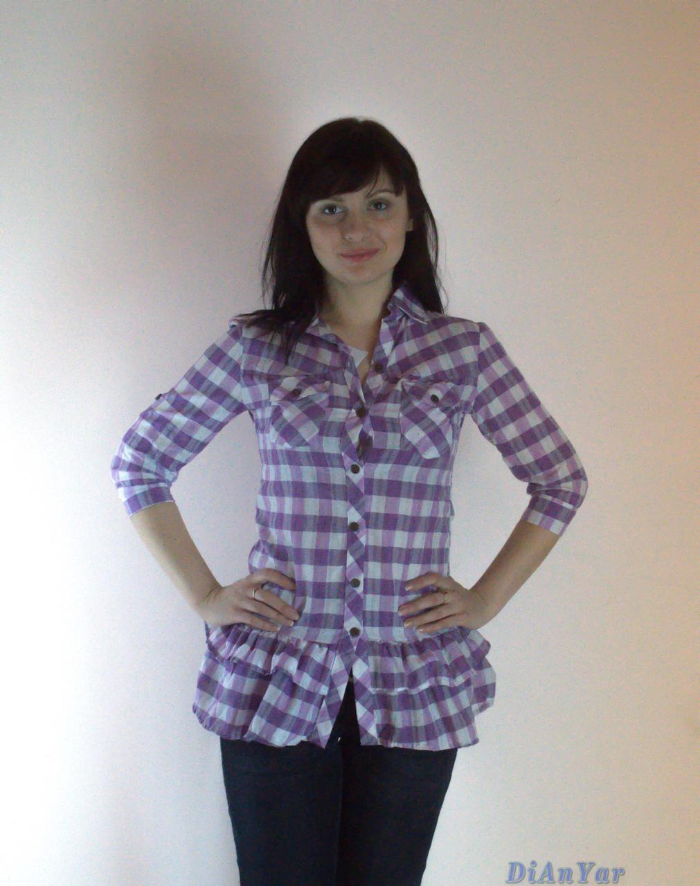 Рубашка женская KARTEXTIL