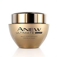 54041, Avon Cosmetics. Ночной крем для лица «Омоложение. Мульти-уход », 50 мл. Avon Cosmetics, 54041