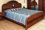 """Двоспальне ліжко 160 180 """"Лаура"""", фото 2"""