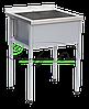 Стол производственный с ванной 600*600*850 НЖ