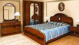 """Двоспальне ліжко 160 180 """"Лаура"""", фото 3"""
