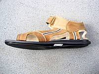 Мужские кожаные сандалии большие размеры 46-49 р-р, фото 1