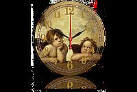 Часы-картина 33 см. Код: Дети