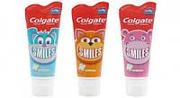 Зубная паста детская Colgate Smiles
