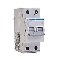 Автоматические выключатели Hager 2-полюсные