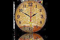 Часы-картина 33 см. Код: Древо Жизни