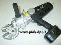 Аккумуляторные ножницы для резки арматуры диаметром до 16 мм