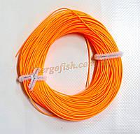 Шнур нахлыстовый WT-8F 3 м (100ft) Orange