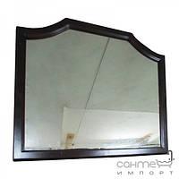 Уценённая сантехника Мебель и зеркала для ванной комнаты Зеркало деревянное для ванной комнаты H2O B019 (уценка)