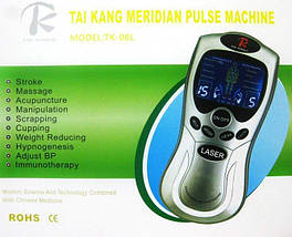 Массажер taikang meridian tk 08l импульсный миостимулятор для мышц