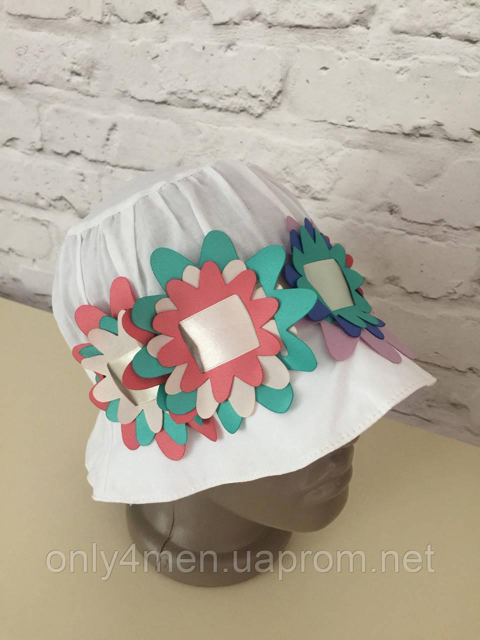 Панама,шляпа для девочки