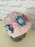 Панама,шляпа для девочки , фото 2