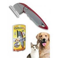 Фурминатор Металлическая расчёска щетка для животных Shed Ender Pro (Шед Ендер Про) купить в Украине