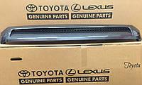 Toyota Tundra 2014-17 решетка капота верхняя серая MAGNETIC GRAY Новая Оригинальная