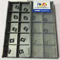Твердосплавные пластины сменные для резцов ISCAR CCMT060204 SM IC908