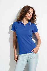Женская рубашка поло с коротким рукавом SOL'S для нанесения логотипа, 00578