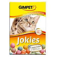 Gimpet Jokies 400 шт -витамины для кошек для аппетита и обмена веществ