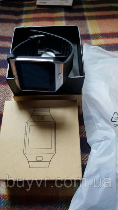 Смарт часы DZ09 с sim картой и камерой