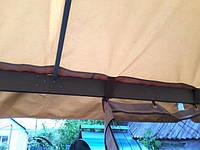 Беседка тент шатёр для дачи Бердянск