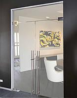 Набор universal light для одностворочной двери с фрамугой.