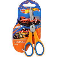 Ножиці дитячі з гумовими вставками 13см Hot Wheels HW17-123
