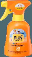 SUNDANCE Kids Sonnenspray LSF 30, 200 ml - Детский солнцезащитный спрей фактор защиты 30, 200 мл