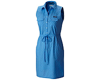 Женское платье Columbia SUPER BONEHEAD™ II SLEEVELESS DRESS синее 1577611-486( FL5052 486)