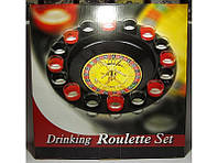Рулетка со стопками в картонной упаковке i3-90, игра рулетка со стопками, пьяная рулетка // I3-90