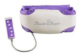 Пояс для похудения Слендер Шейпер Slander Shaper вибромассажер для всего тела