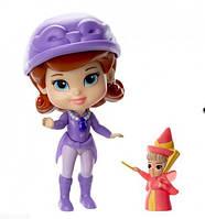 Кукла Disney София Прекрасная и фея Флора (01150/01243)