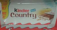 Шоколад Kinder Country T4 94g
