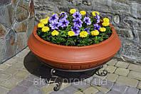 Уличный горшок для цветов Вазон 750