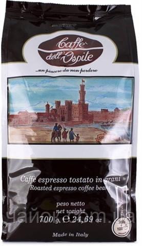 Кофе Lucaffe Dell Ospite  в зернах 700 гр