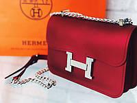 Сумка HERMES маленькая на цепочке