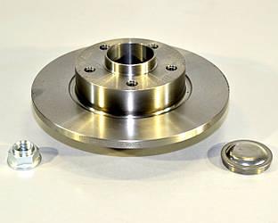 Гальмівний диск задній з підшипником 280mm на Renault Trafic II 2001->2014 — ABS (Нідерланди) - ABS17330C