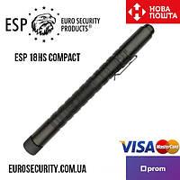 """Телескопическая дубинка ESP 18"""" Compact (EXB-18HS BLK)"""